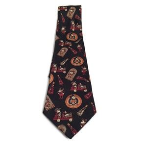 Mickey Character Tie